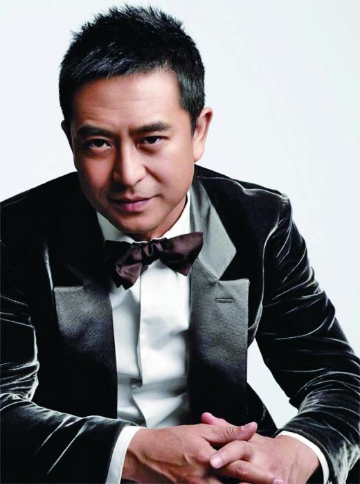 最帅的男演员_中国最帅的男明星