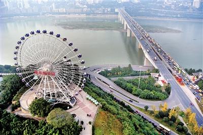 告别重庆游乐园摩天轮 还有多处摩天轮可以耍图片